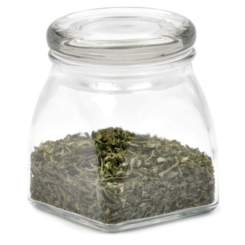 RSVP Big Mouth Airtight Glass Spice Jar