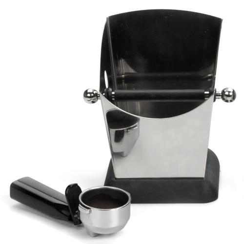Standard Size Stainless Steel Espresso Knock Box