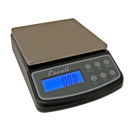 Escali L-Series High Precision Digital Scale 600 Gram / 0.1 Gram