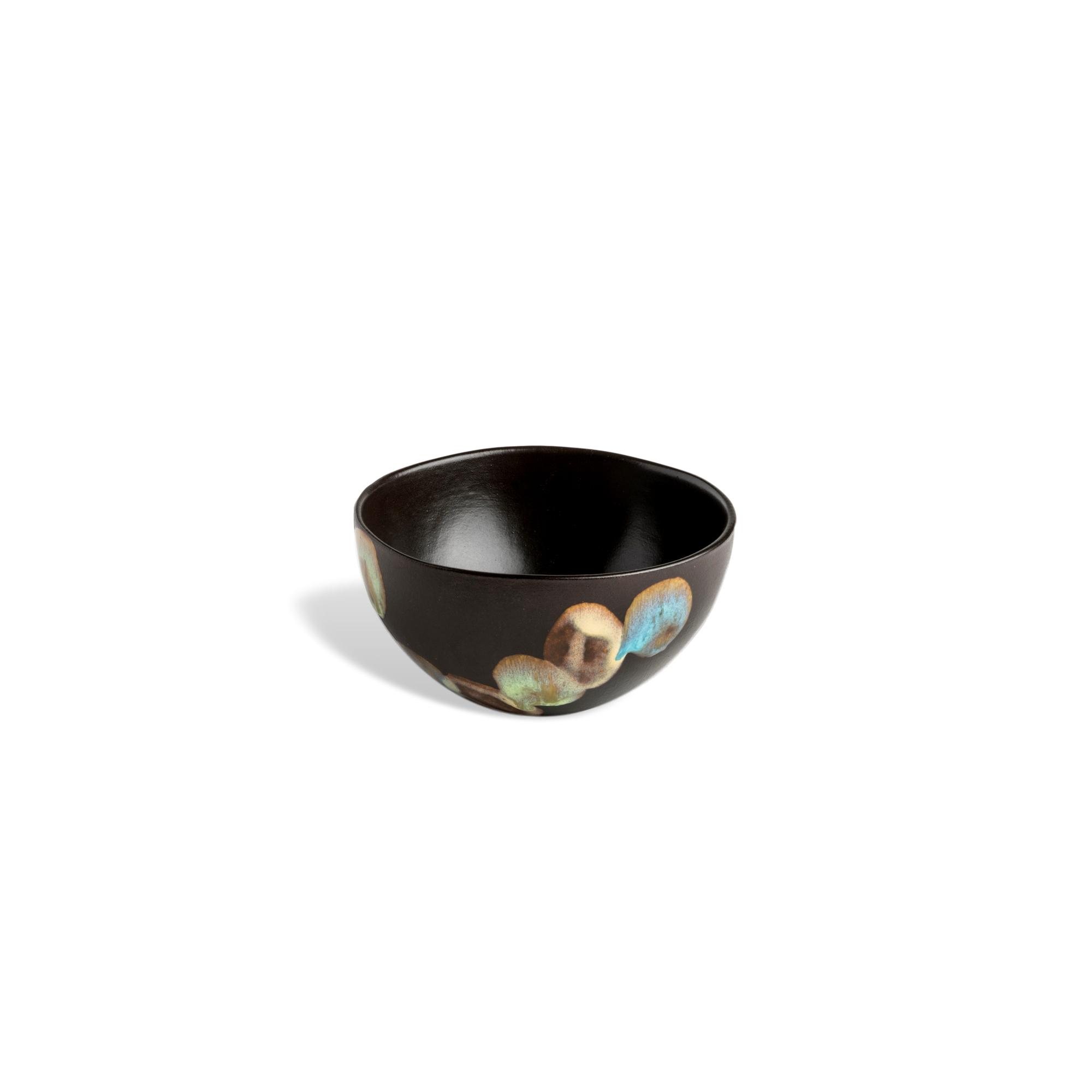 Carmel Ceramica Dappled 5 Inch Dip Bowl