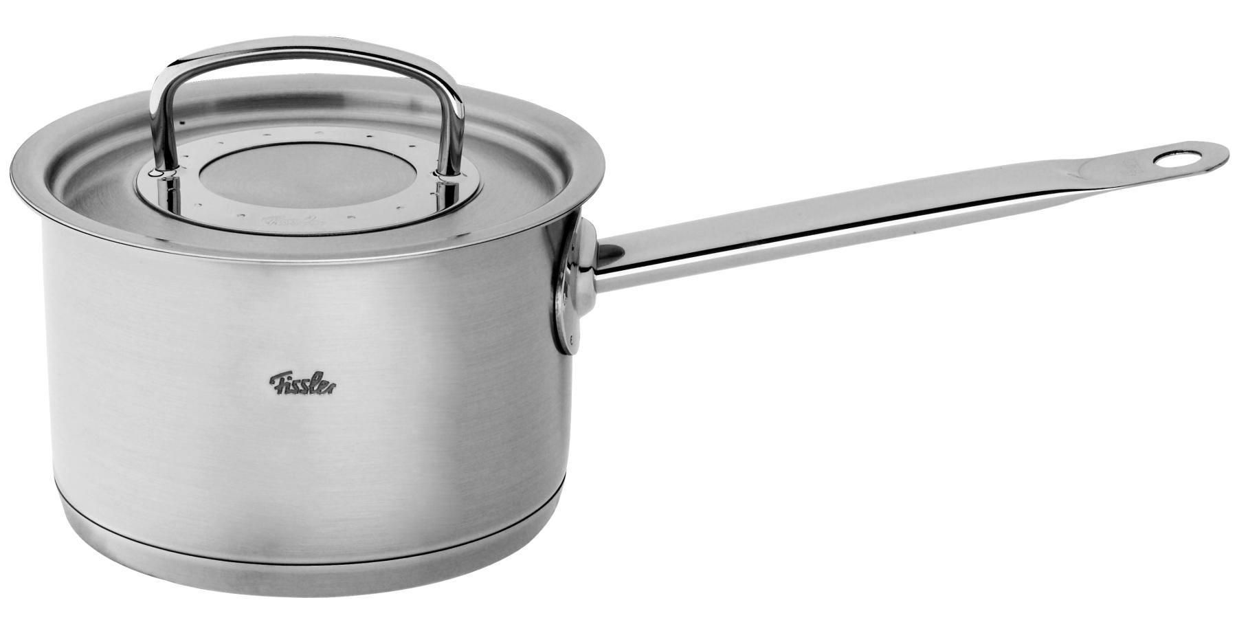 Fissler Original Pro Collection Stainless Steel High Sauce Pan, 2.1 Quart