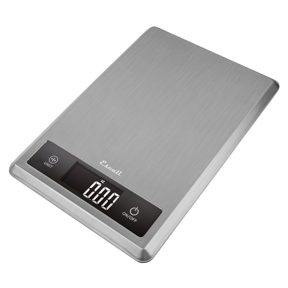 Escali Tabla Ultra Thin Digital Scale 11 Lb / 5 Kg