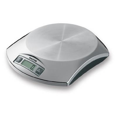 Salter Stainless Steel 5lb. Digital Kitchen Scale Diet