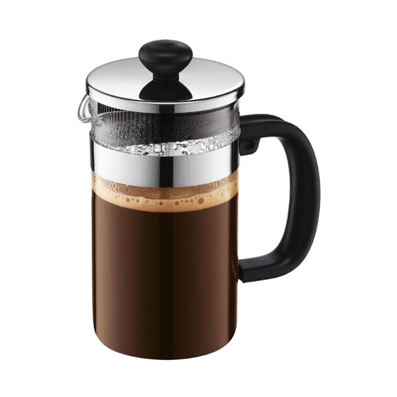 Bodum Shin Bistro French Press Coffee Maker, 3 Cup