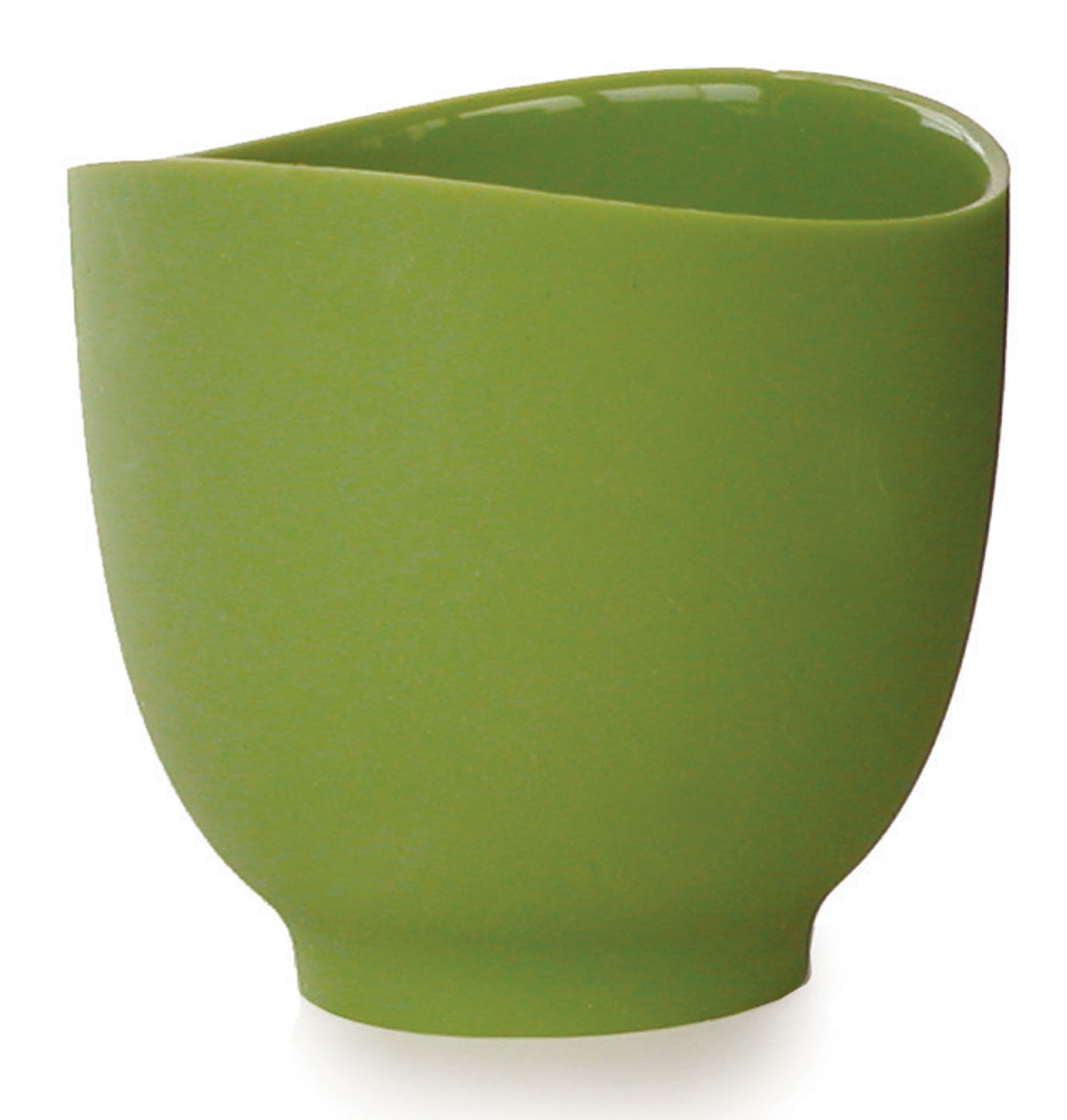 iSi Flex-it Wasabi Green Silicone Mixing Bowl, 1 Quart