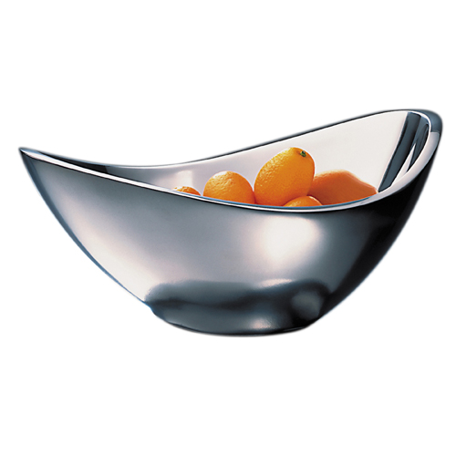 Nambe Alloy Butterfly Bowl, 16 Ounce