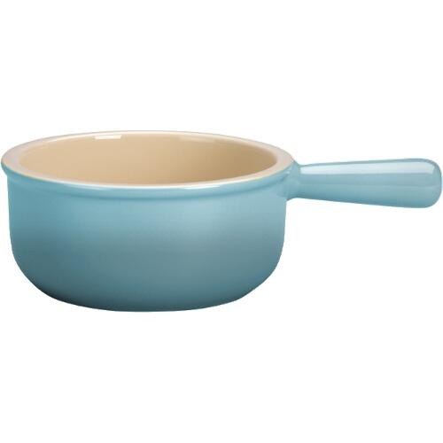 Le Creuset Caribbean Stoneware French Onion Soup Bowl