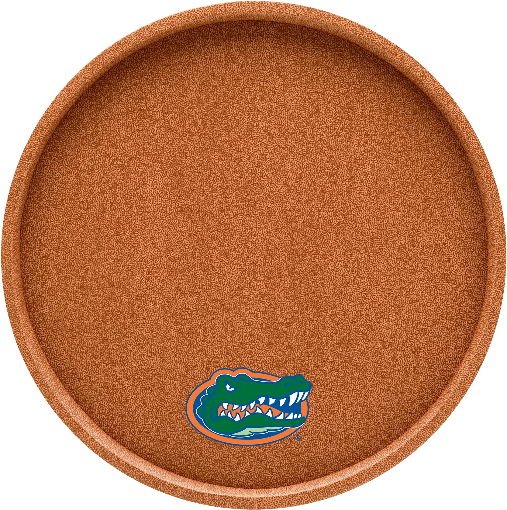 Kraftware Collegiate Collection Florida Basketball 14 Inch Serving Tray