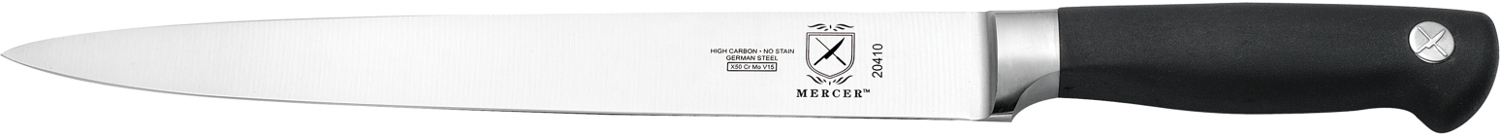 Mercer Genesis Forged Carving Knife, 10 Inch