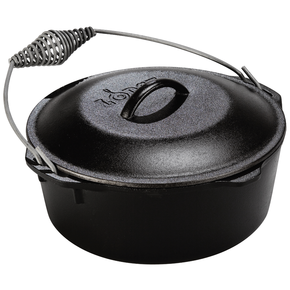 Lodge Logic Dutch Oven, 7 Quart