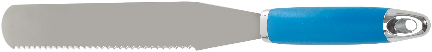 Nordic Ware Stainless Steel Serrated Cake Knife, 8 Inch