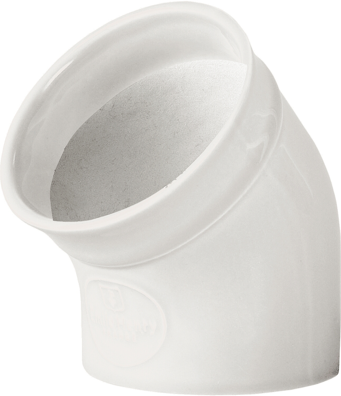 Emile Henry Nougat Ceramic 11.2 Ounce Gourmet Salt Pig