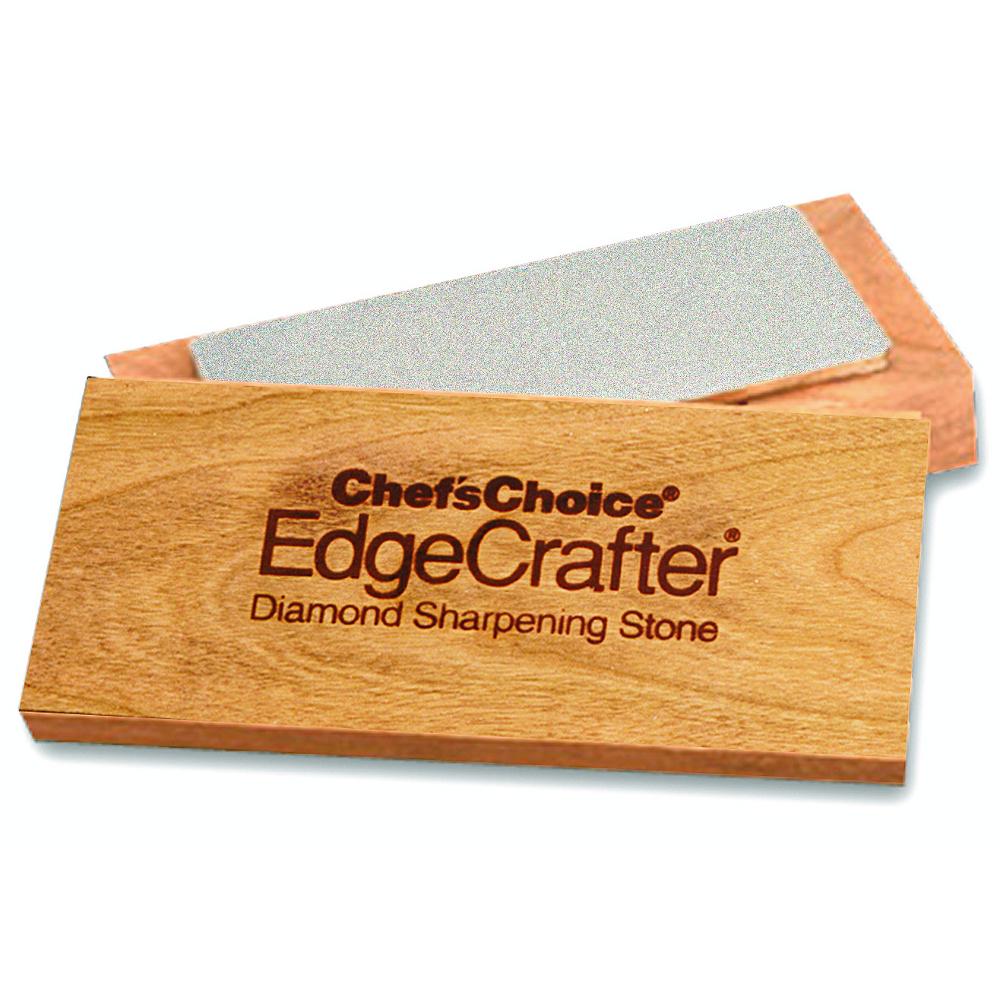 Chefs Choice Diamond Knife Sharpening Stone, 2 x 4 Inch