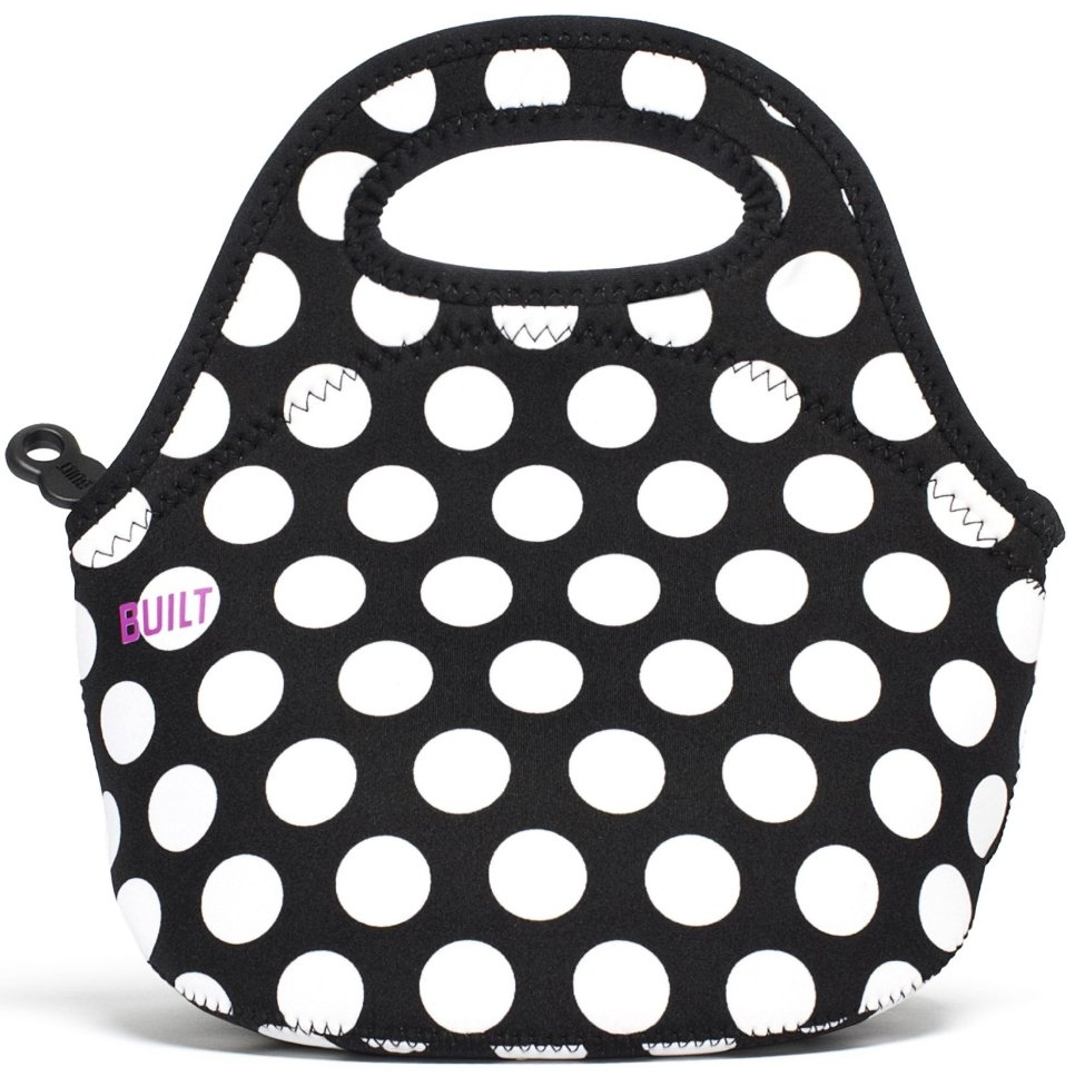 Built NY Mini Big Dot Gourmet Getaway Lunch Tote