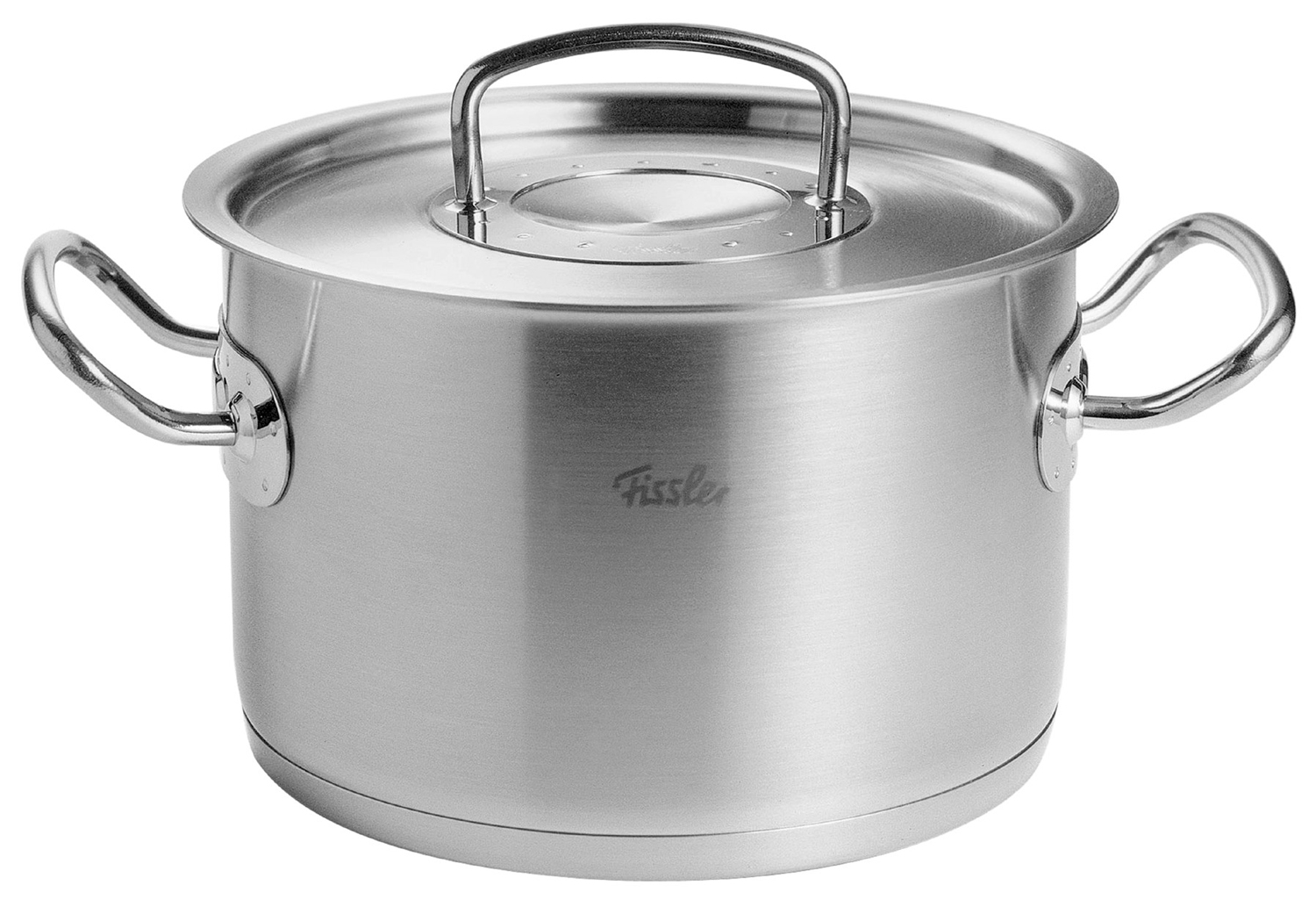 Fissler Original Pro Collection Stainless Steel Stew Pot, 10.9 Quart