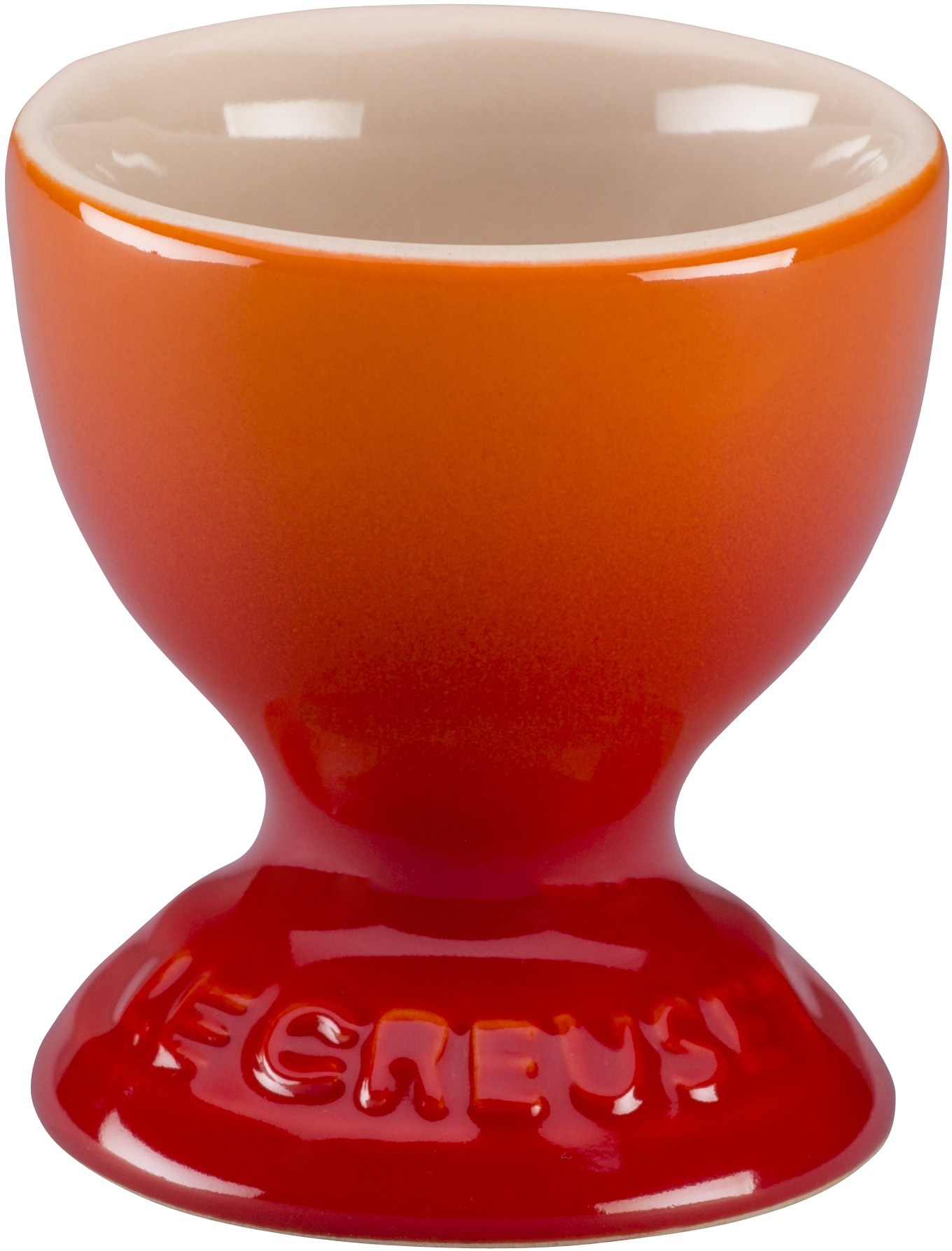 Le Creuset Flame Stoneware Egg Cup
