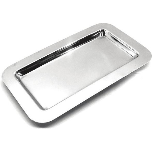 Frieling Mirrored Stainless Steel Serving Tray