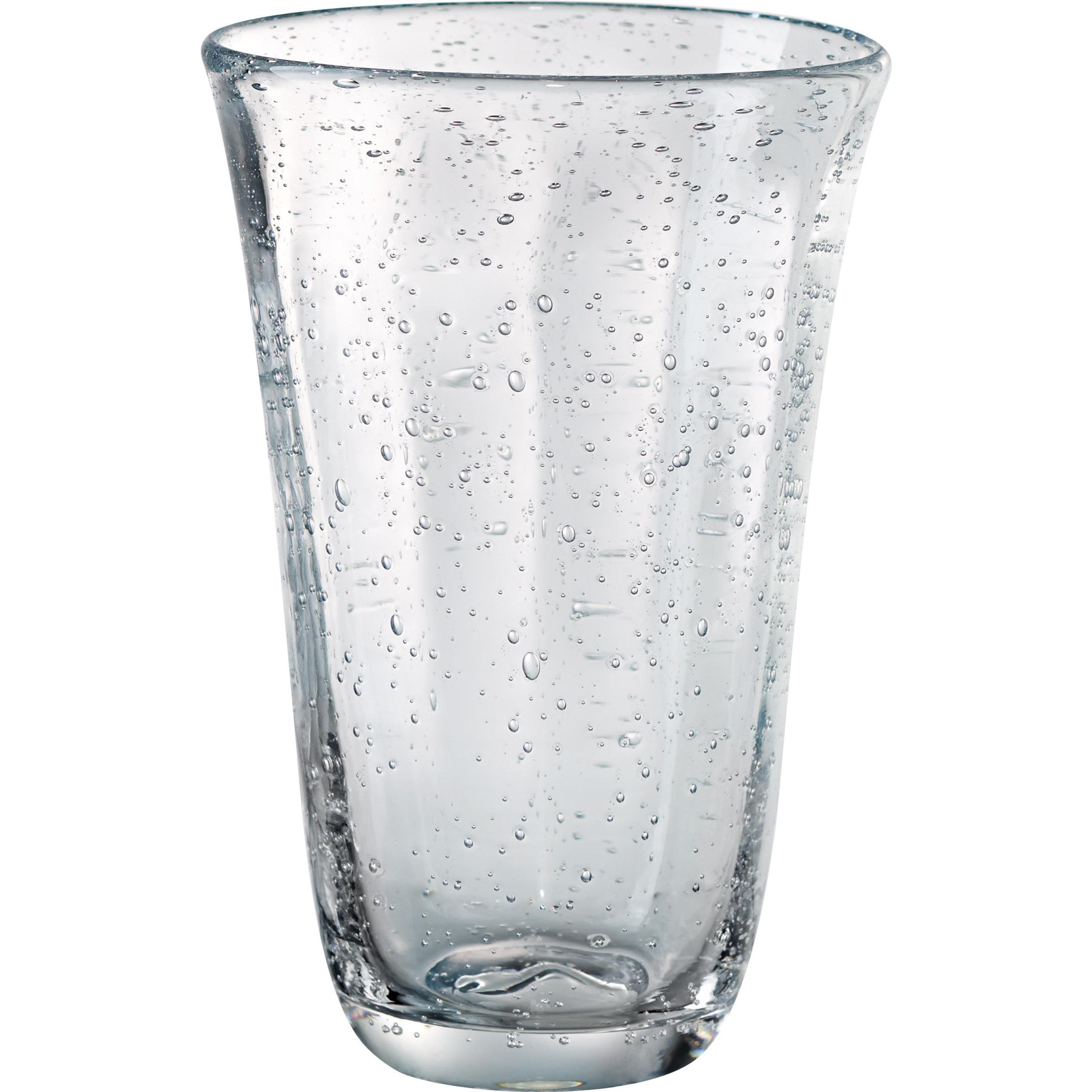 Artland Savannah Clear Bubble Glass 18 Ounce Highball Tumbler