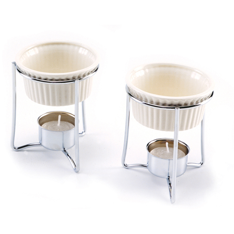 Norpro Ceramic Butter Warmer, Set of 2