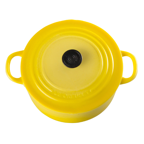 Le Creuset Soliel Round French Oven Replica Magnet