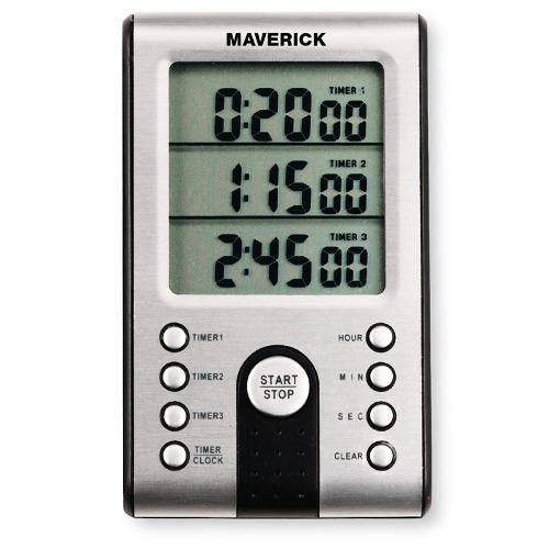 Maverick Redi-Chek Professional Digital 3 Line Timer