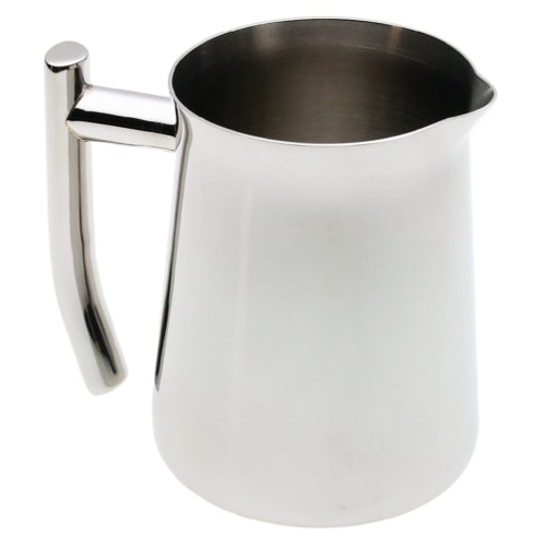 Frieling Brushed Finish Stainless Steel Creamer Frothing Pitcher