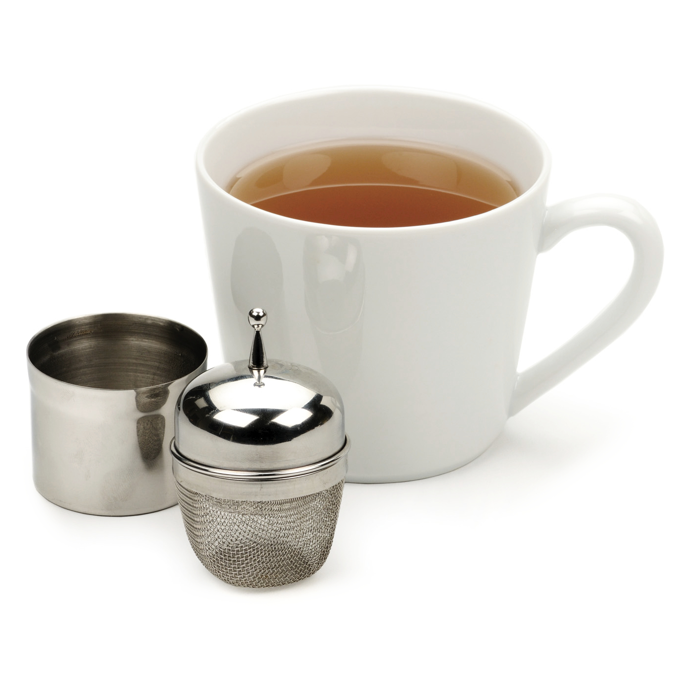 RSVP Endurance Stainless Steel Standard Size Floating Tea Infuser