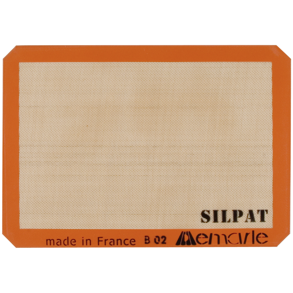 Silpat Half Size 11.6 x 16.5 Inch Nonstick Baking Mat for 13 x 18 Inch Pans