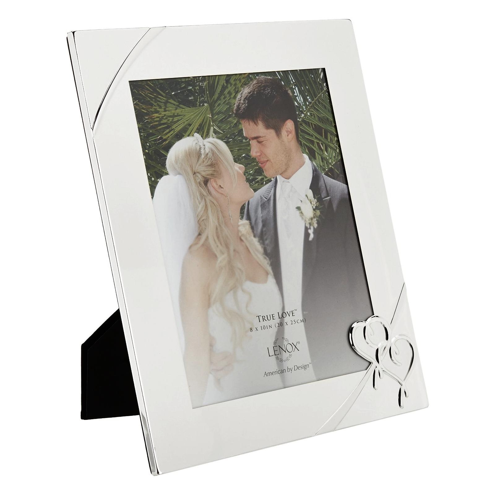 Lenox True Love 8 x 10 Inch Picture Frame