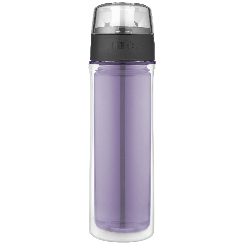 Thermos Purple Eastman Tritan Double Wall 18 Ounce Hydration Bottle