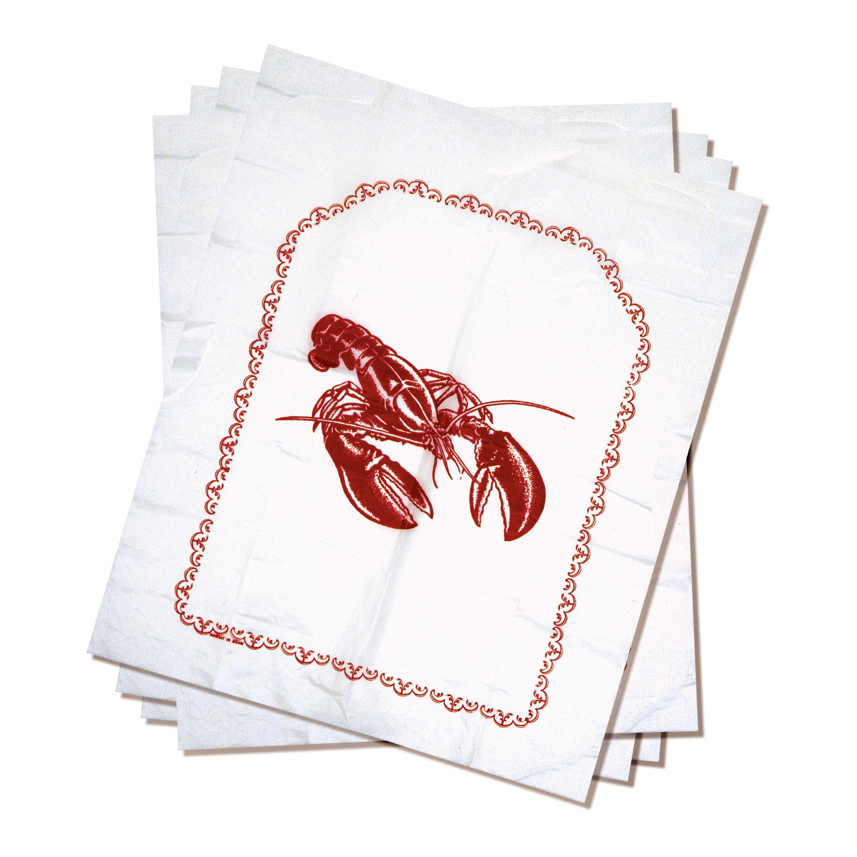 fancy lobster bibs