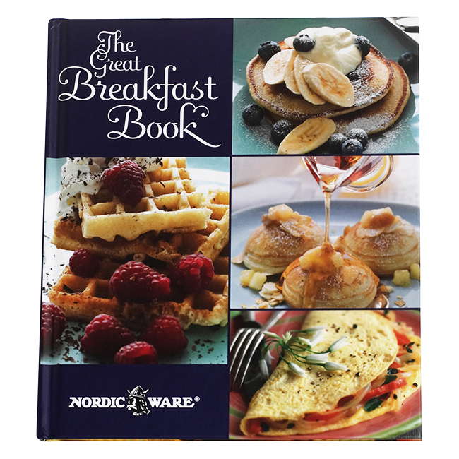 Nordic Ware The Great Breakfast Book