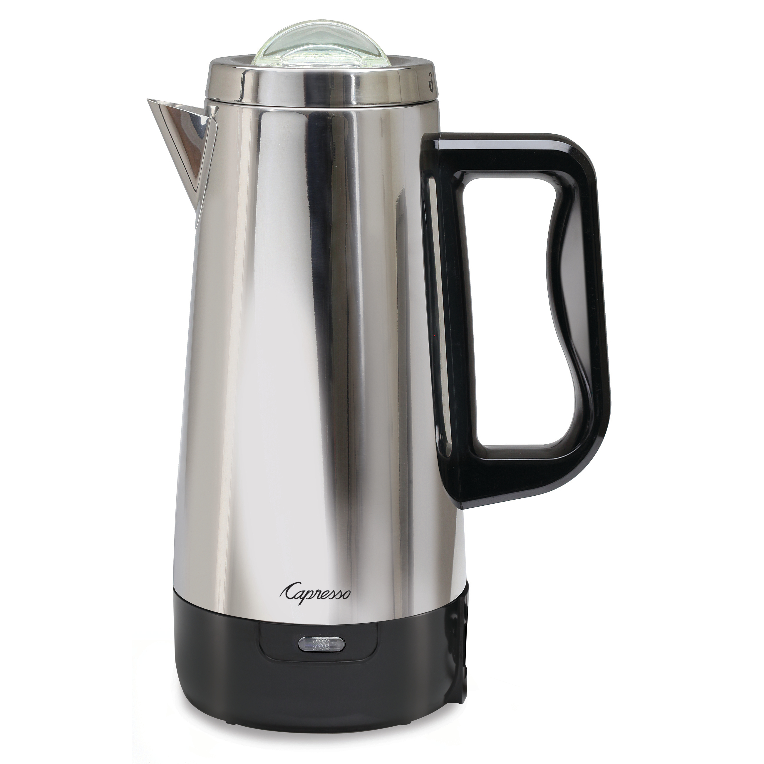 Capresso Stainless Steel 12 Cup Percolator