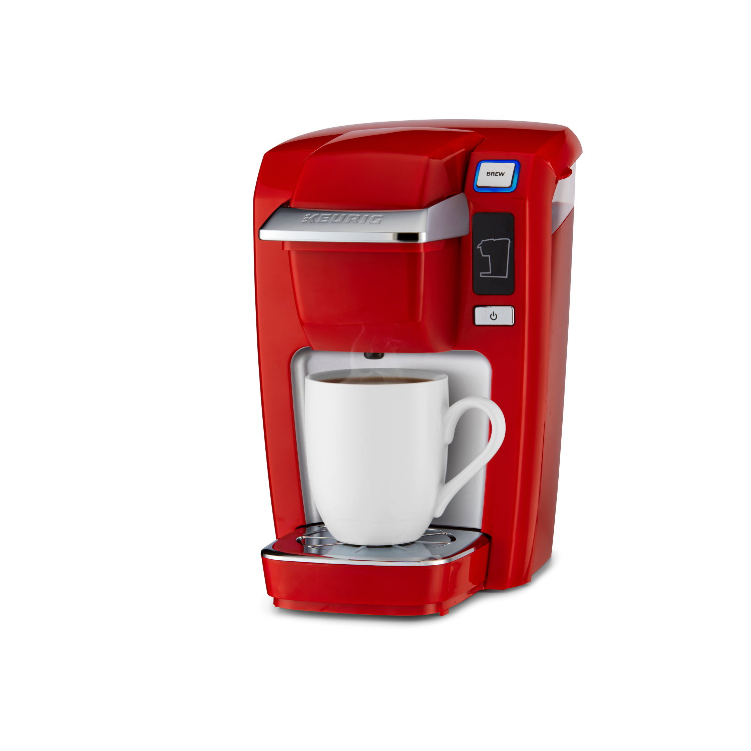 Keurig K15 Chili Red Single Cup Personal Brewer