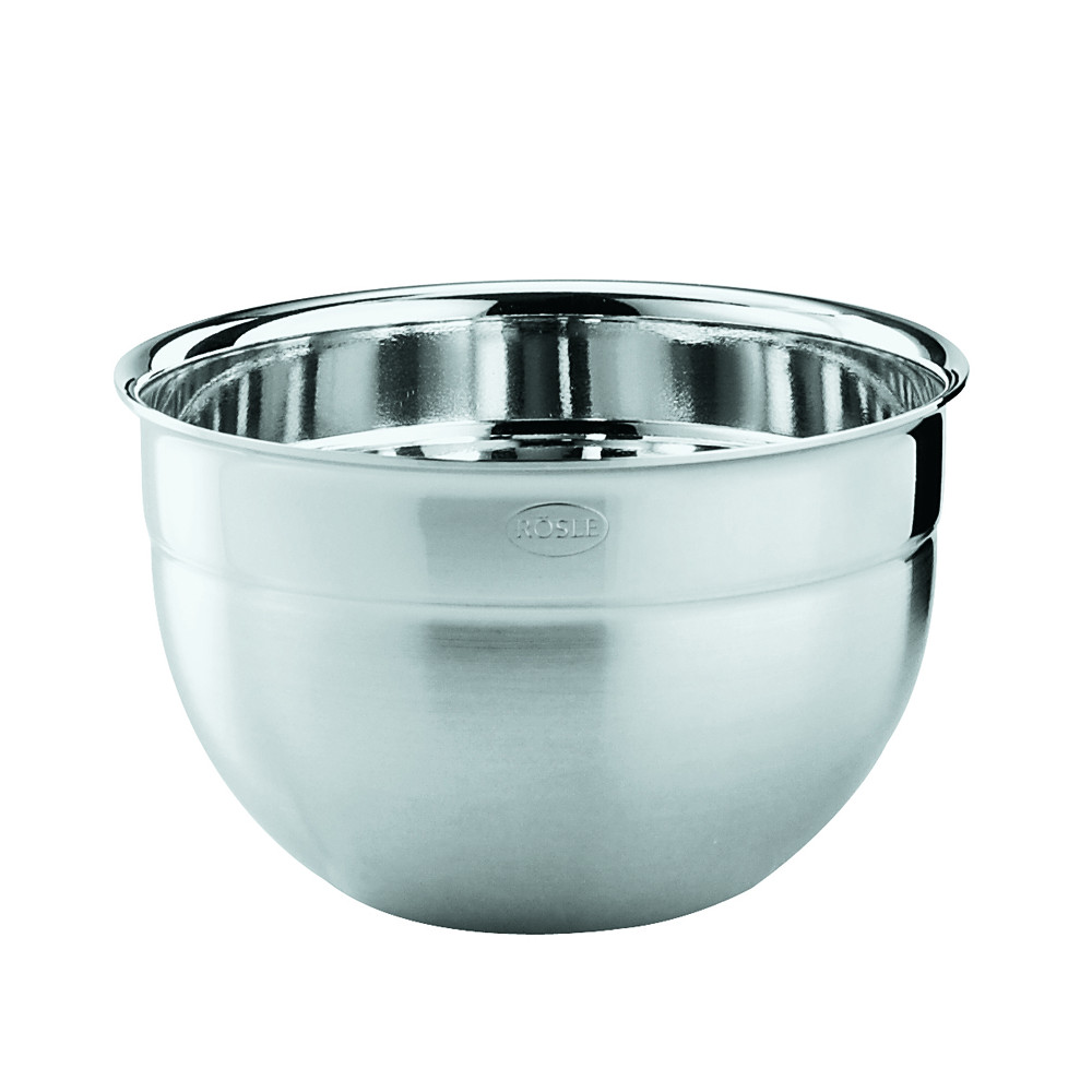 Rosle Stainless Steel 5.7 Quart Deep Mixing Bowl