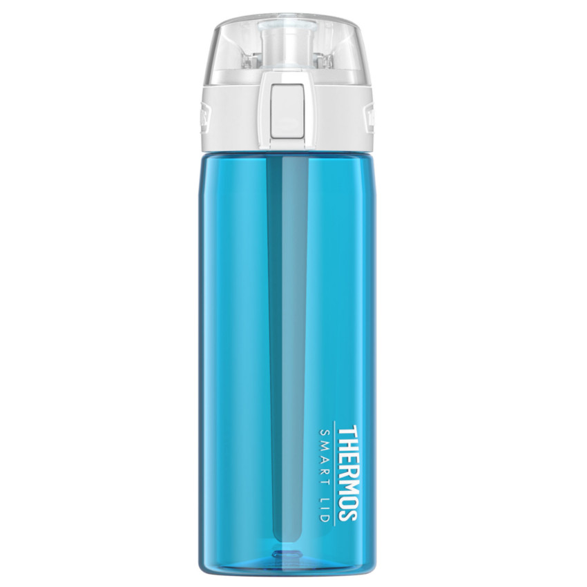 Thermos Teal 24 Ounce Connected Hydration Bottle with Smart Lid