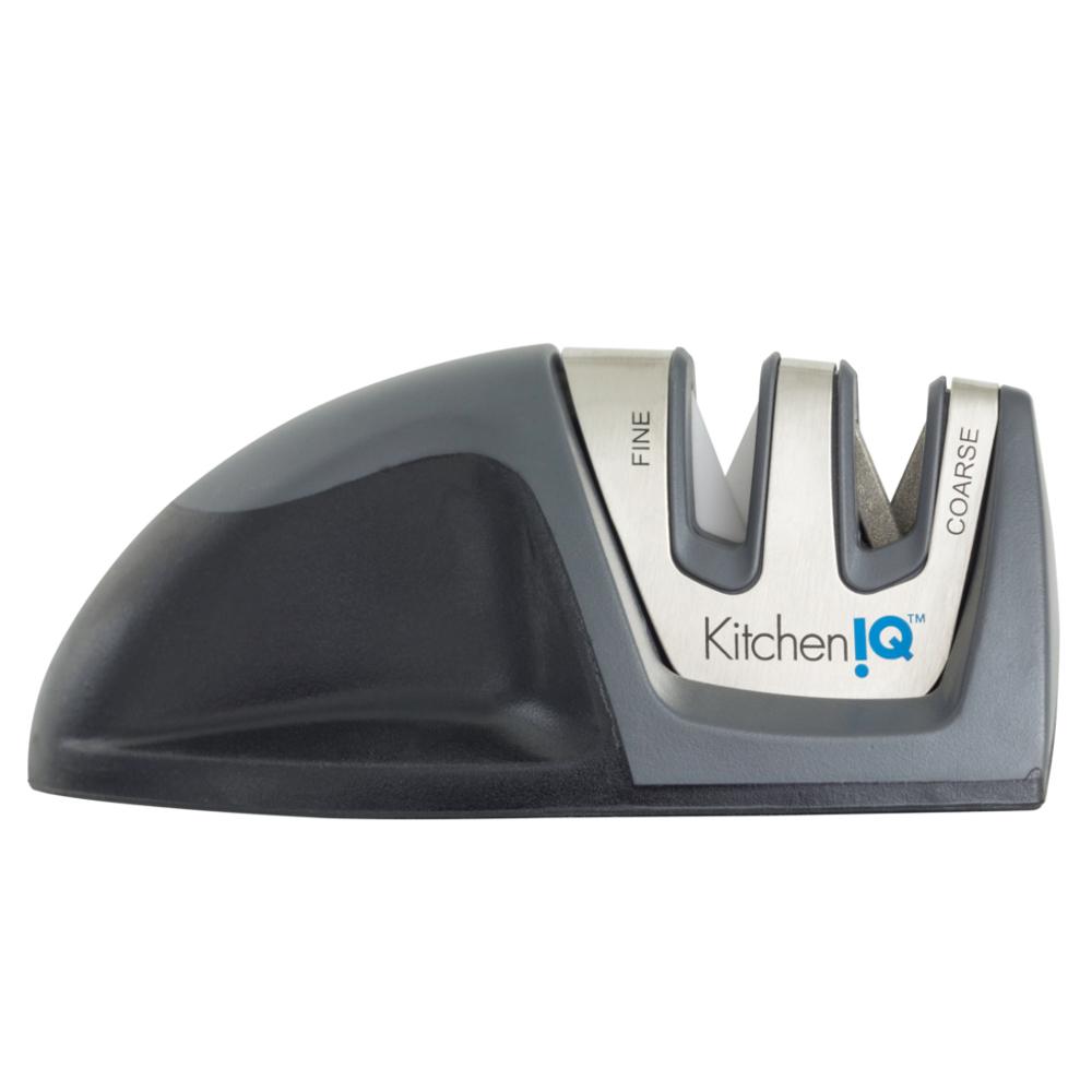KitchenIQ Diamond Edge Grip 2 Stage Knife Sharpener