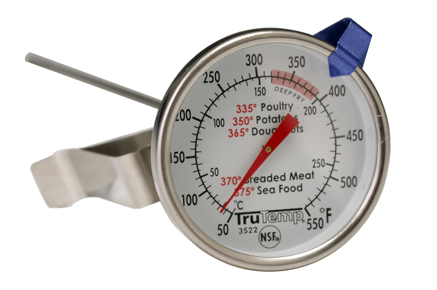 Taylor TruTemp Extra Long Deep Fry Thermometer