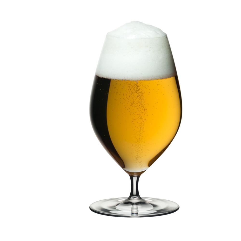 Riedel Veritas Leaded Crystal Beer Glass, Set of 2