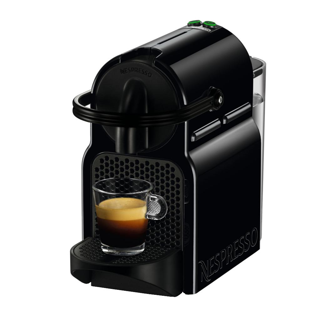 DeLonghi Nespresso Inissia Black Espresso Machine