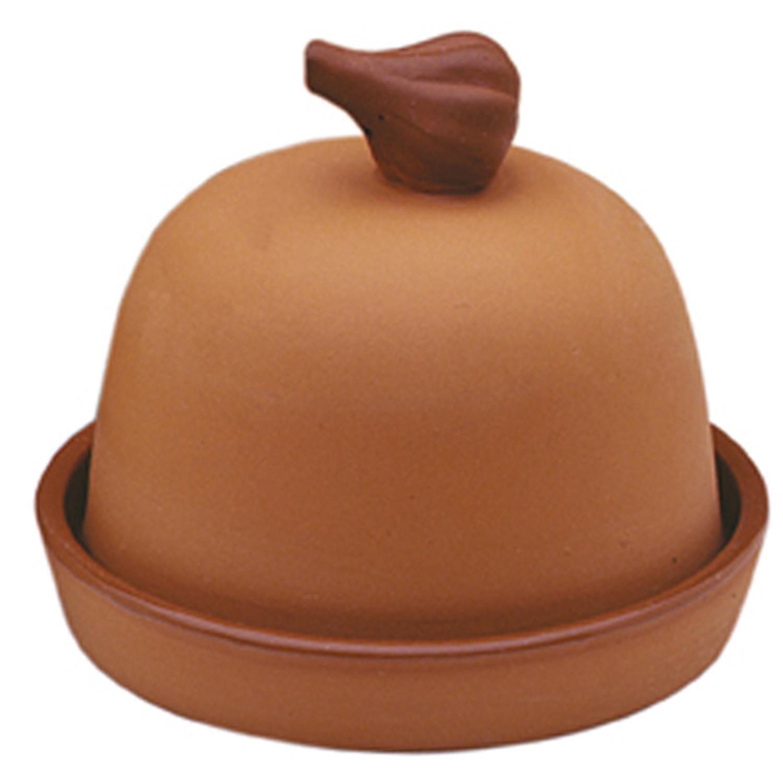 Norpro Terra Cotta Garlic Roasting Baker