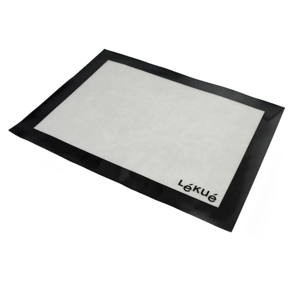 Lékué Clear Silicone 24 x 16 Inch Baking Mat