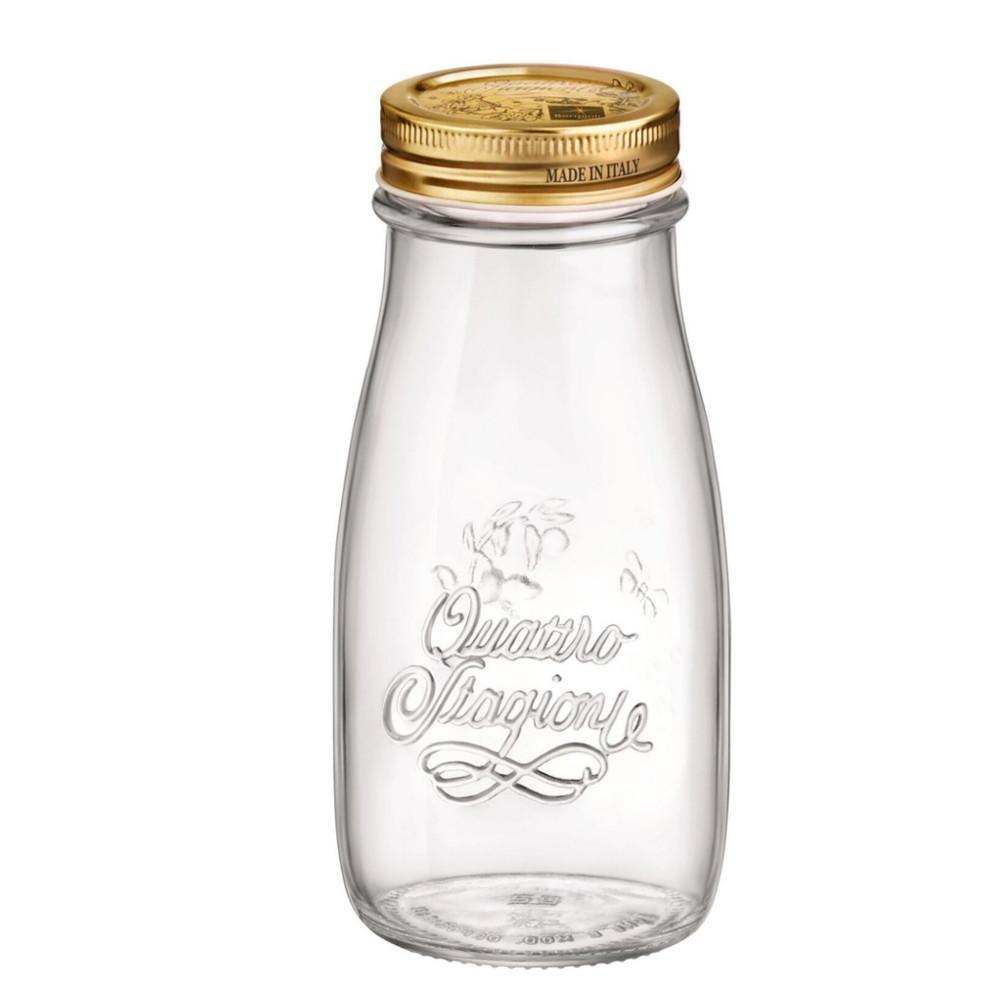 Bormioli Rocco Quattro Stagioni Glass 13.5 Ounce Bottle