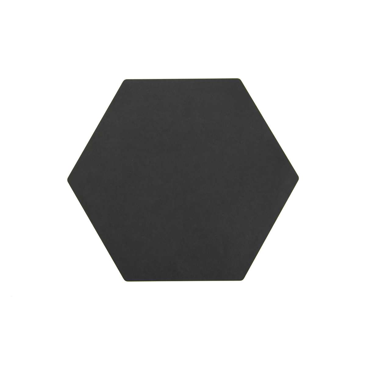 Epicurean Hexagon Series Slate 13 Inch Display Board