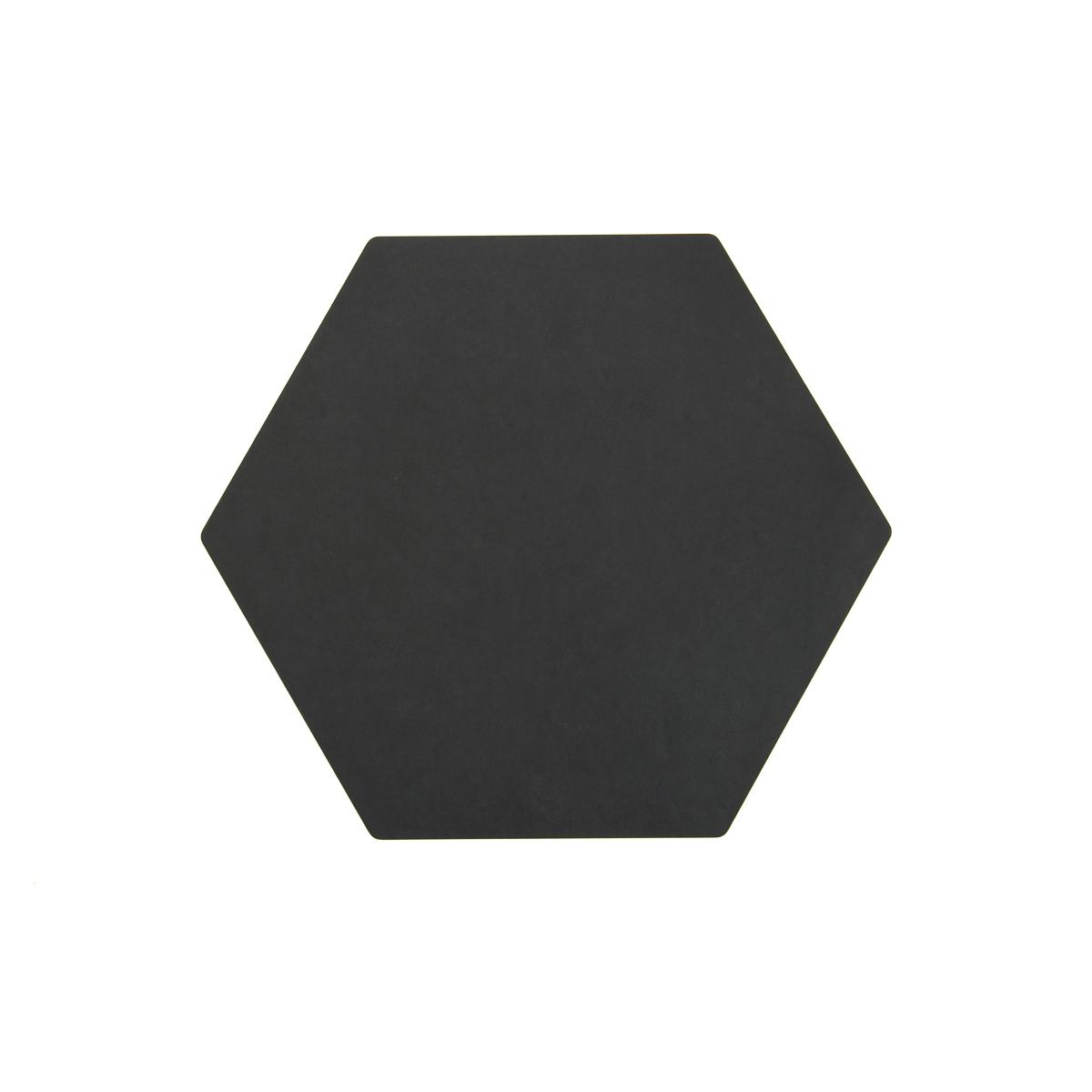 Epicurean Hexagon Series Slate 13 Inch Display Board