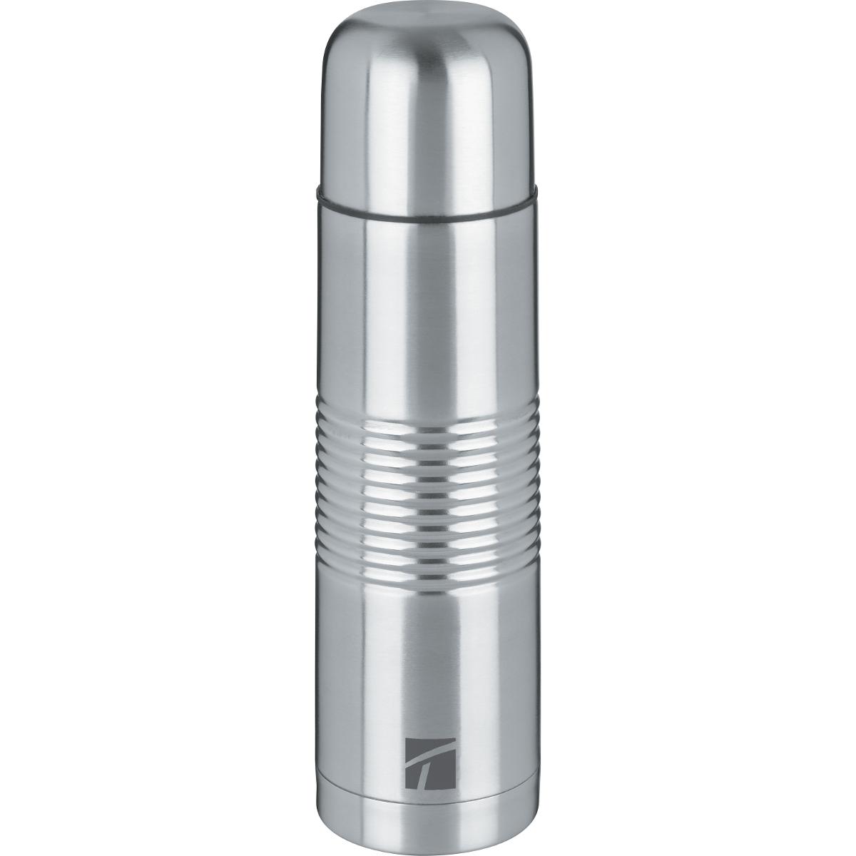 Trudeau Stainless Steel 16 Ounce Mirror Bottle