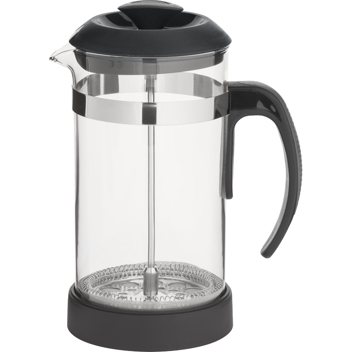 Trudeau Glass 1 Liter Coffee Press