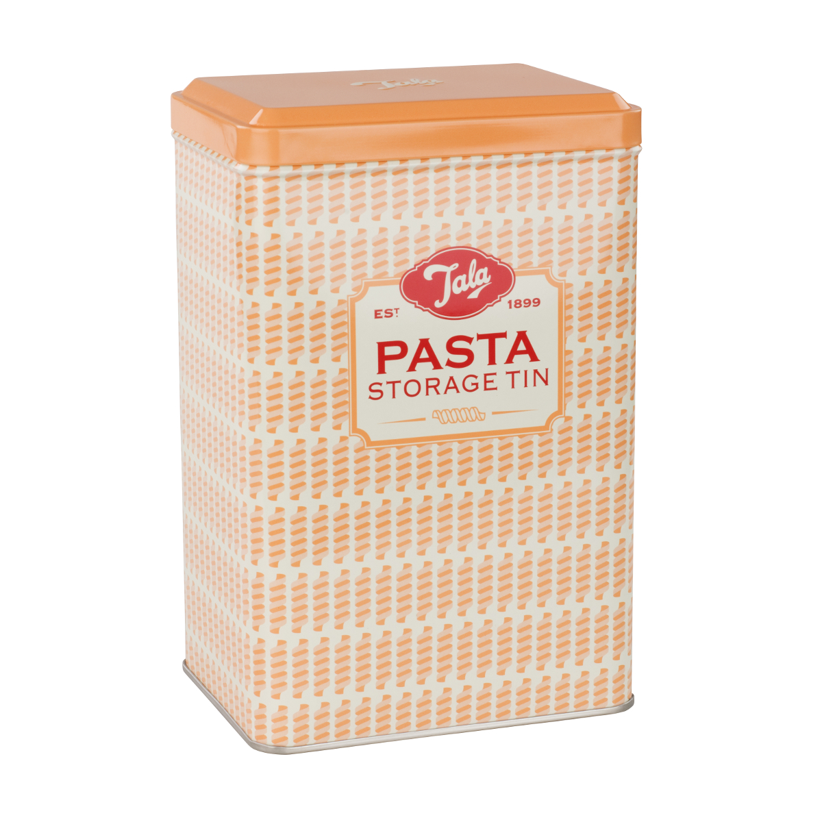 Tala Originals Pale Peach Pasta Storage Tin