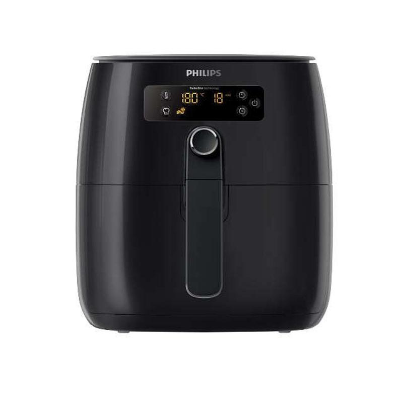 Philips Avance TurboStar Black 28 Ounce Digital Air Fryer