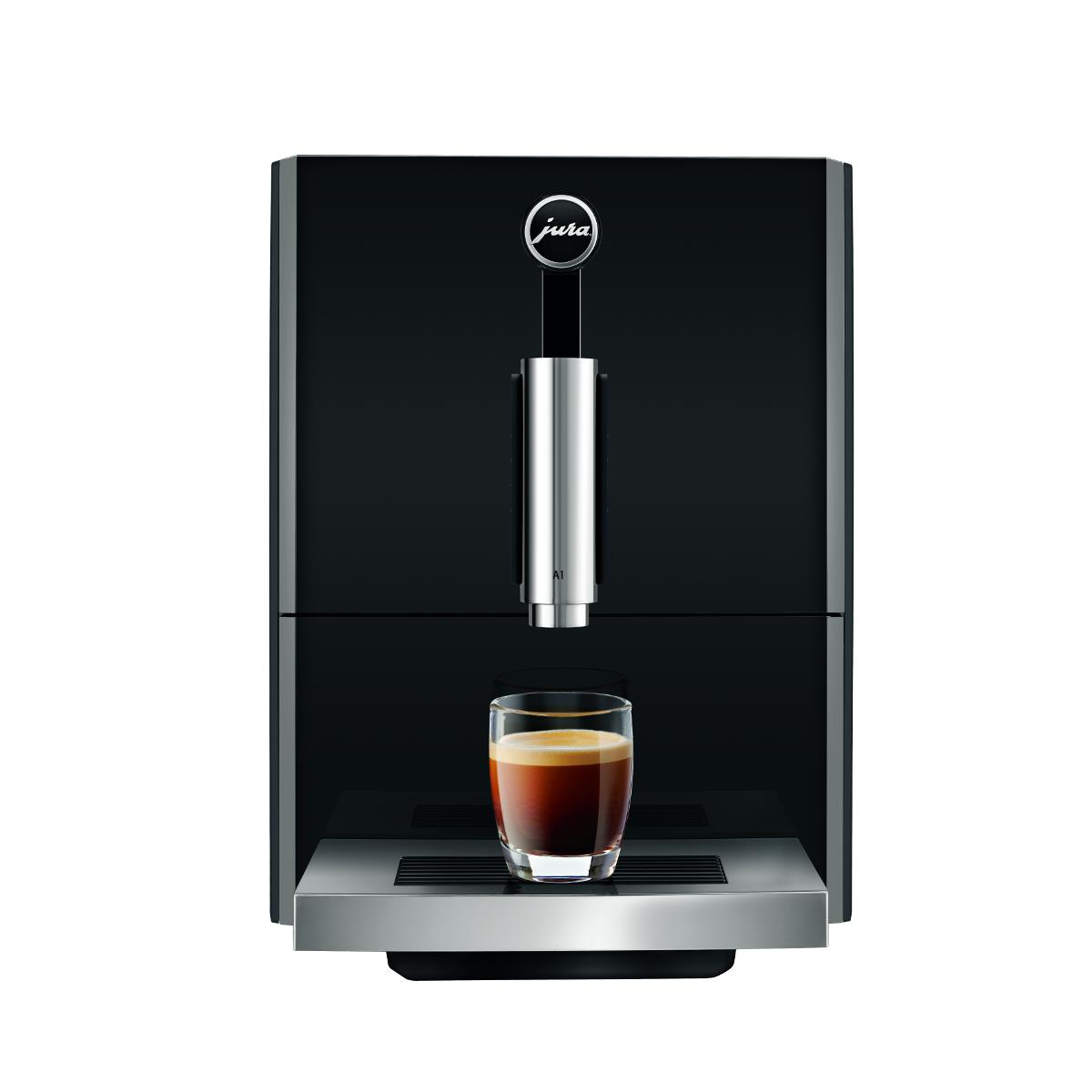 Jura A1 Piano Black Automatic Espresso Machine